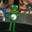 Kermit the Frog Lego