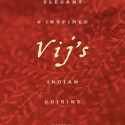 Vij's Cookbook Cover