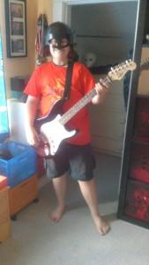 viking rock star