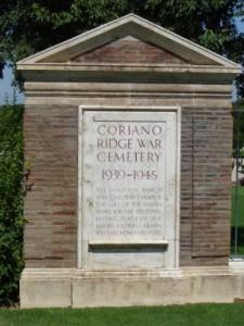 Coriano Entrance Monument