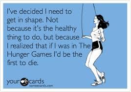 Getting in shape
